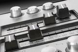sound regulators&buttons-1 poster
