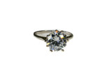 platinum white gold diamond wedding engagement ringplatinum w poster
