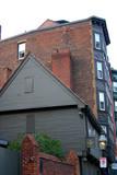 paul revere house, boston poster