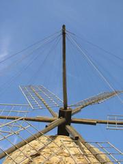 aspas molino de viento