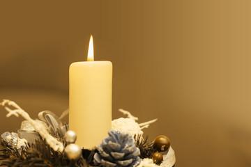 kerzenschein - weihnachten