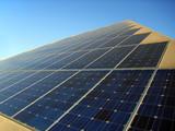 solar energy pyramid poster