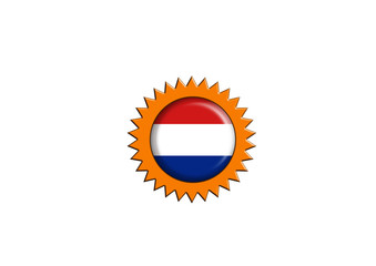 dutch badge