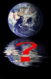 world question poster