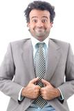businessman humor poster