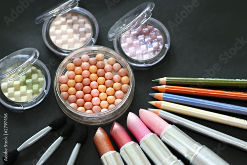 make up assortment