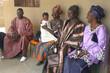fête de village africain