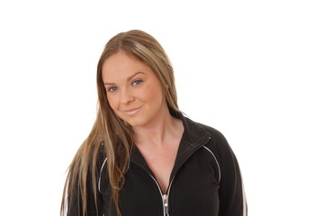 lovely brunette woman 35