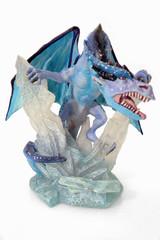 dragon bleu glacier