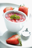 strawberry jelly poster