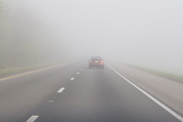 traveling in fog 2