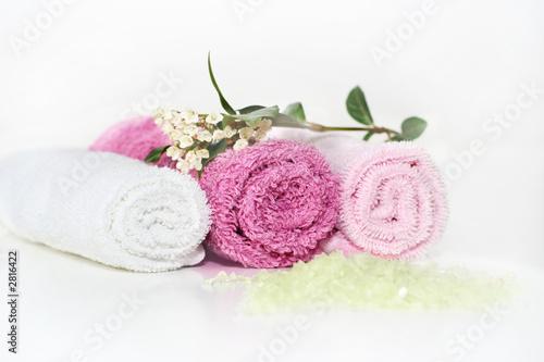 bath natural concept