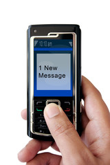 mobile message / sms
