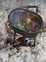 camp soup