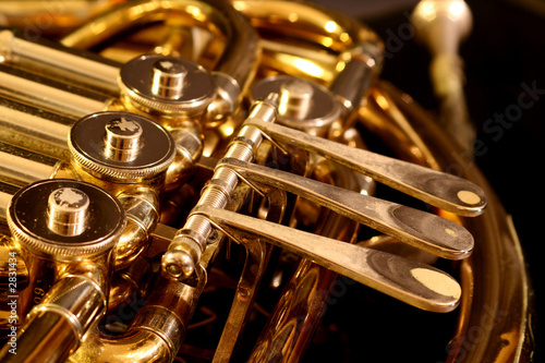 french horn - 2831434