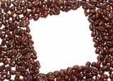 coffee rhombus poster