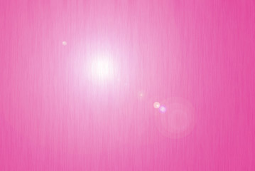 pink light flare background