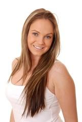 lovely brunette woman 48