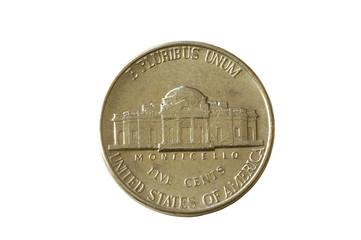 five cents