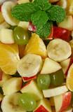 homemade fruit salad 2 poster