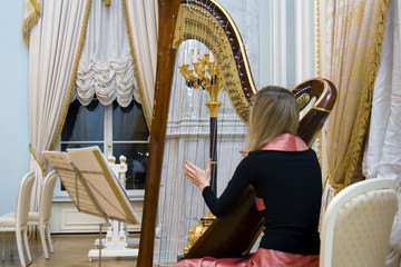 the concert of the classical music