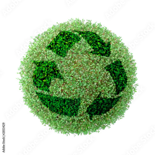 green globe recycling