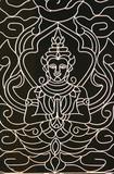 buddhist design poster