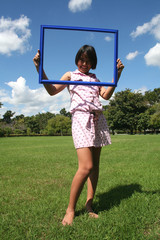 asian girl (serise)