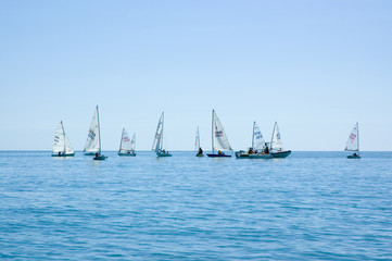 sailing regatta, yeppoon,central queensland