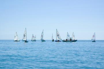 sailing regatta, yeppoon,central queensland