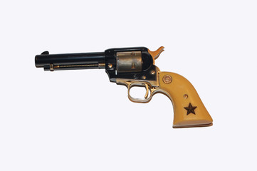 collectible handgun