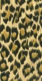 leopard skin pattern poster
