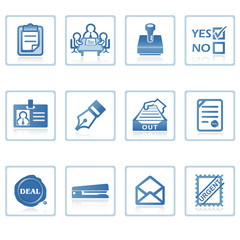 web icons : business and office ii