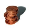 1 cent coins