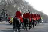 london horse guard parade #2 poster