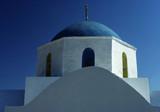 church in greece poster