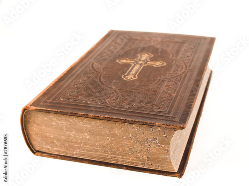 alte bibel von pictureserver lizenzfreies foto 2876695. Black Bedroom Furniture Sets. Home Design Ideas