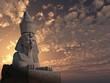 sphinx_sunset_2