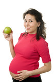 pregnancy nutrition poster