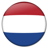 niederlande netherlands button poster