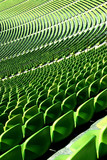 green seating