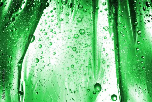 Leinwandbild Motiv green fantasy