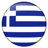 griechenland greece button poster