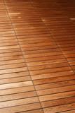 hardwood panelling poster