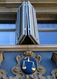 persiennes  dans le vieux zürich poster