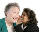 workplace gossip poster