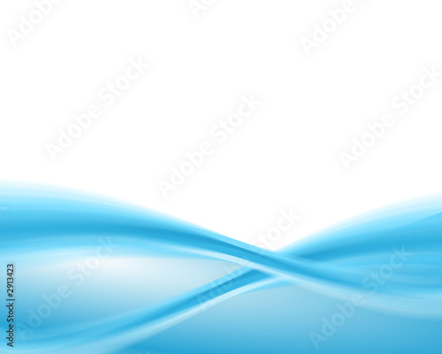 abstract clean water wave background