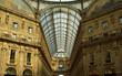 galleria vittorio emanuele - mailänder gallerie