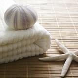 décor vacances zen poster
