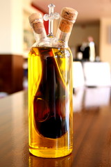 Azeite e Vinagre